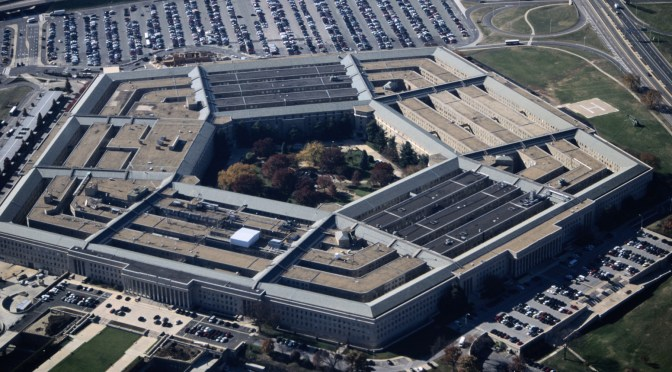 Billionaire President Equals Massive Military Industrial Complex Profits