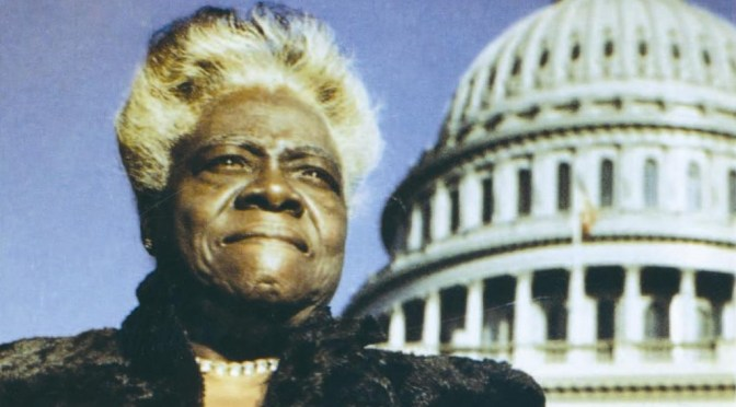MARY MCLEOD BETHUNE – College Founder, Activist, Humanitarian