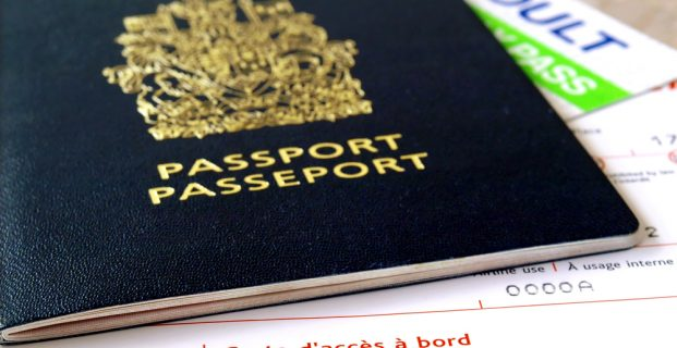 Passports and Travel Consent Forms Court Coach LLP