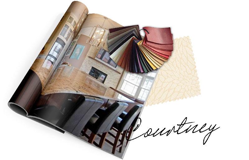 Interior Design by Courtney Casteel