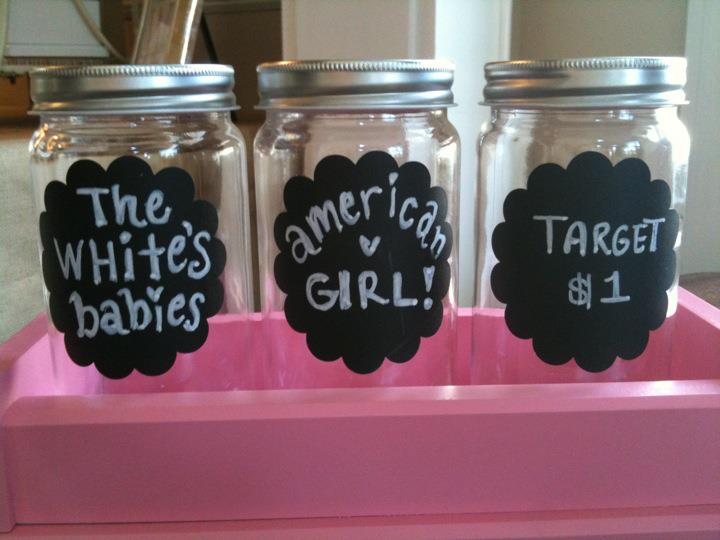 Make Your Own My Lil Money Jars - Courtney DeFeo
