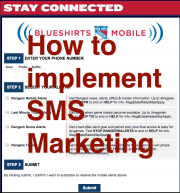 Get started with Mobile Marketing - Part 4, SMS Text Message