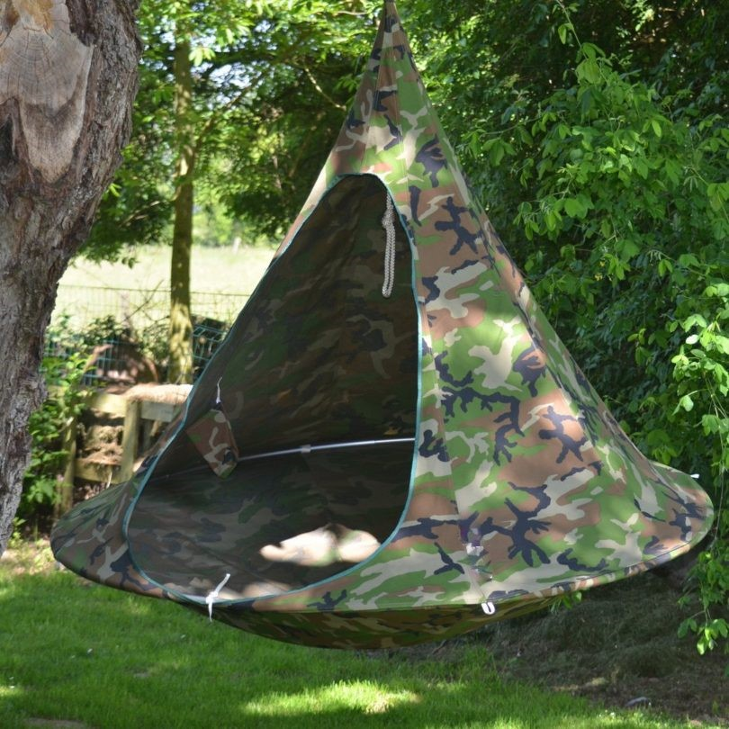Luxe Sofa Tipi Modern Swing Hammock - Couture Outdoor