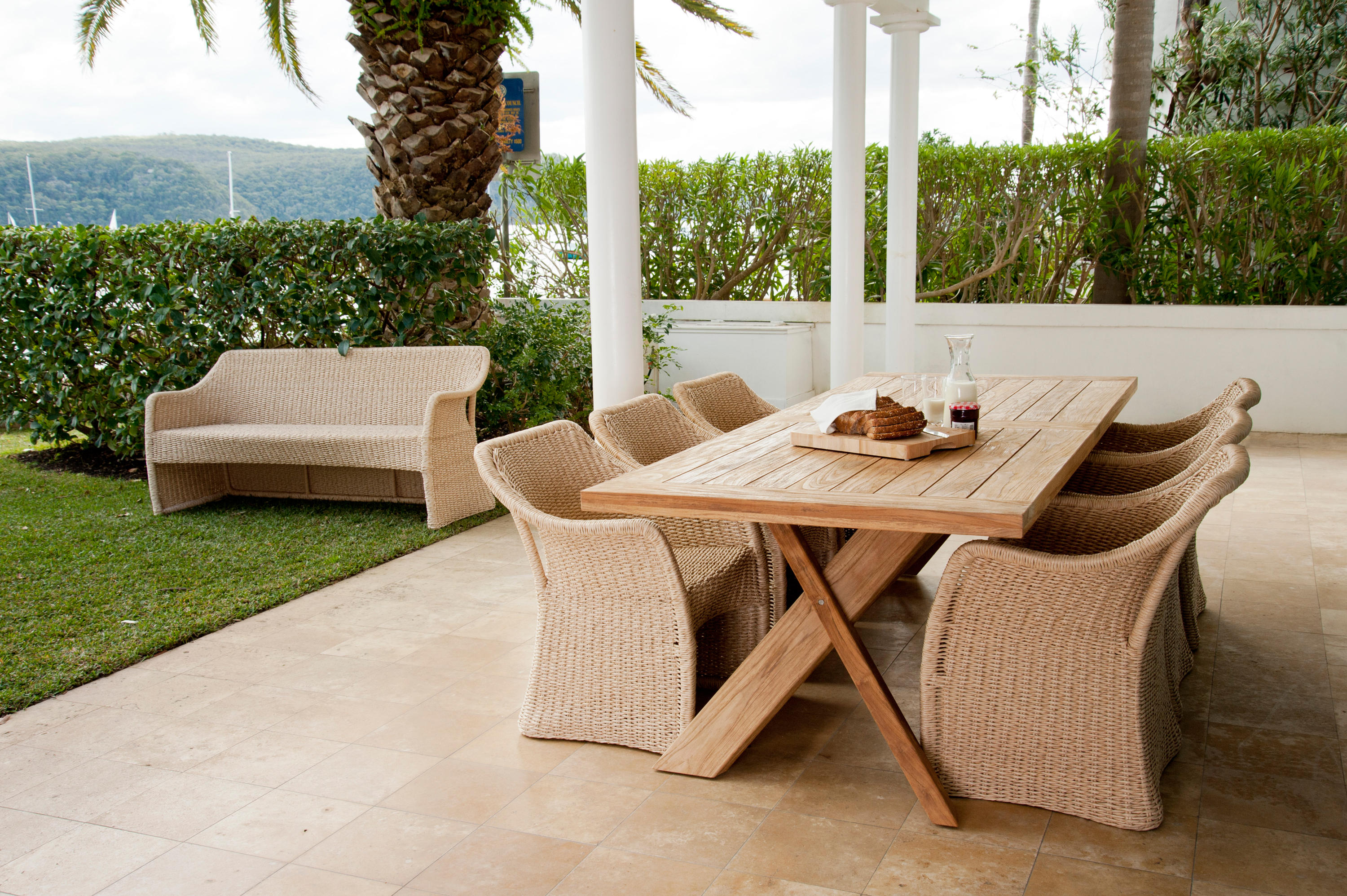 Classic Table Shapes Nixon Dining Table Stellar Couture Outdoor
