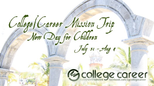 CG2 New Day Mission