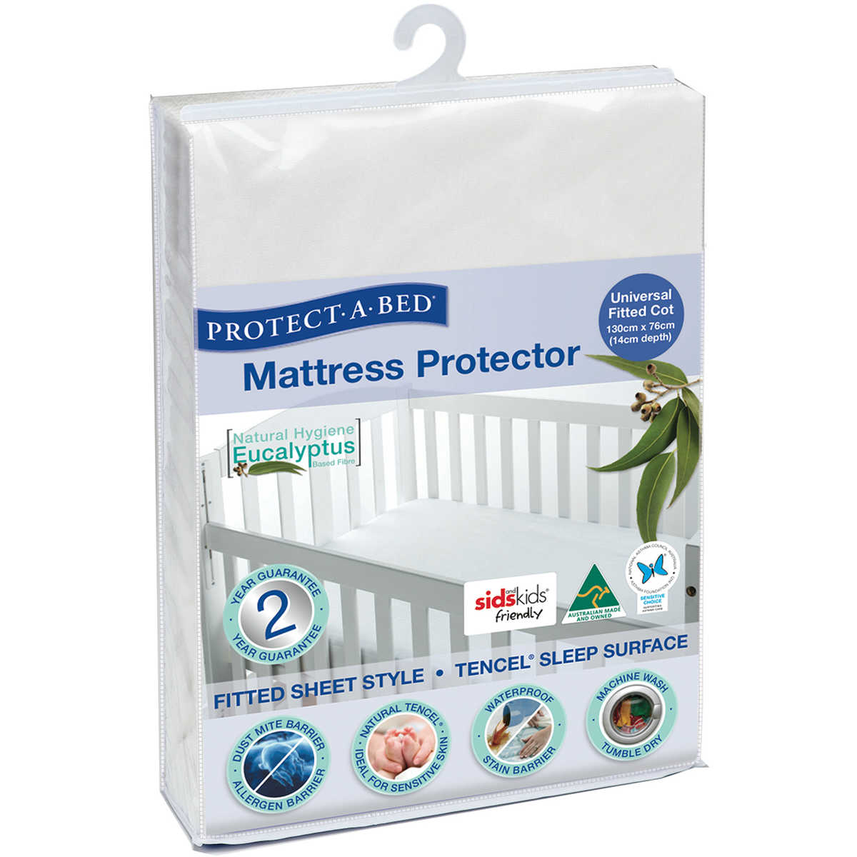 Cot Mattress Protector Tencel Cot Mattress Protector Waterproof