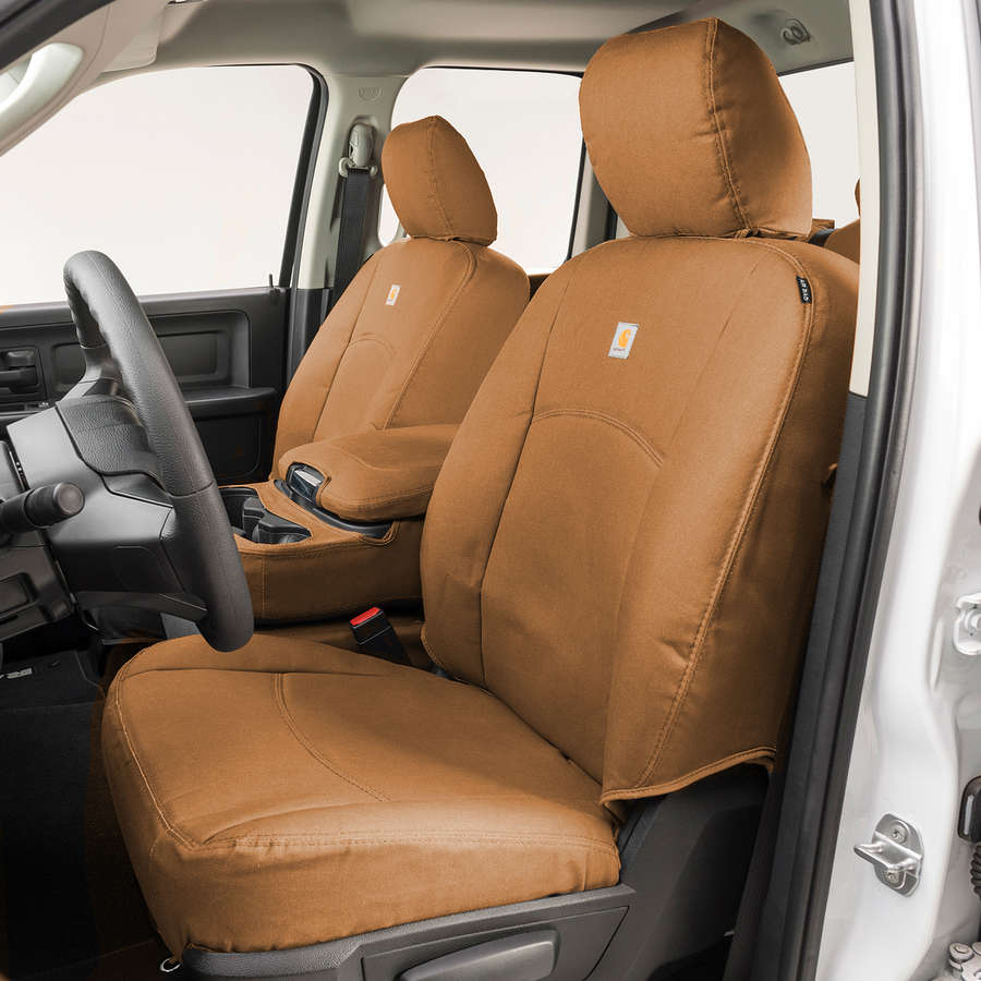Where Can I Find Seat Covers Carhartt Precision Fit Custom Seat Covers