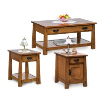 Modesto Occasional Tables - Amish Furniture Store ...