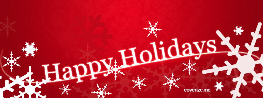 Happy Holidays Facebook Cover coverizeme FREE Facebook Covers! - free images happy holidays