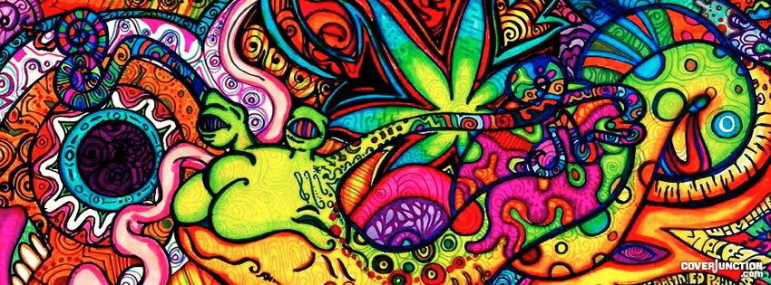 Fb Cover Wallpaper Cute Trippy Space Facebook Cover Www Imgkid Com The Image