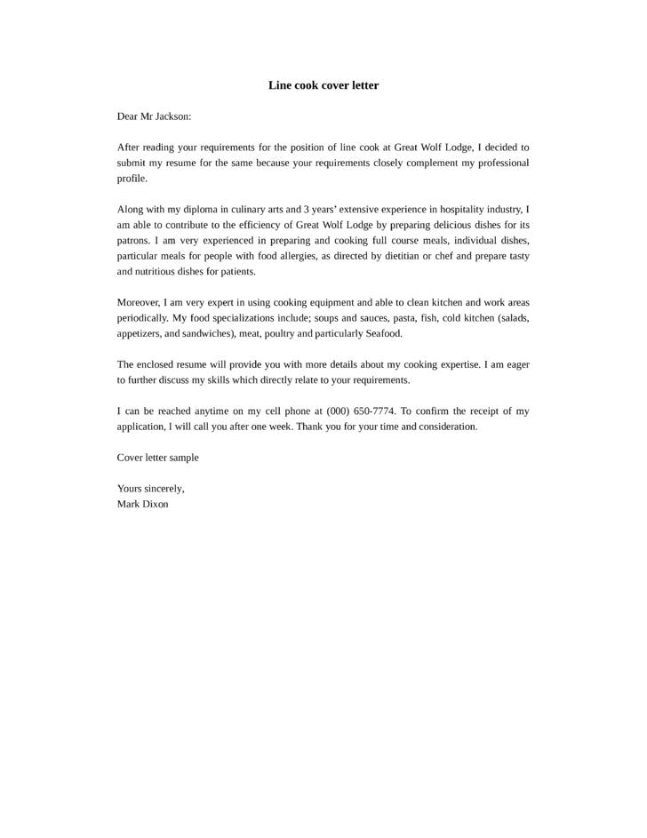 Cover Letter Examples In Hospitality | Retirement Letter Samples
