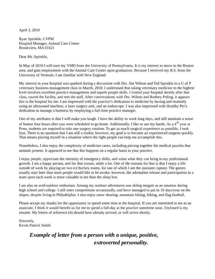 Sample Resume Cover Letter Medical Office Assistant Best Cover Letter I Ve  Ever Read  Cover Letter Medical