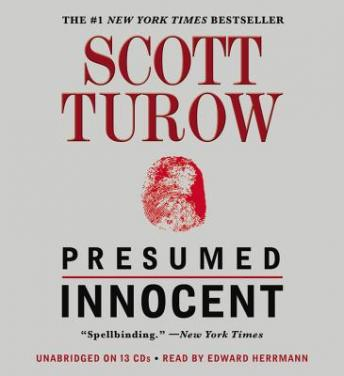 Presumed Innocent Booktrack Edition Audio book by Scott Turow