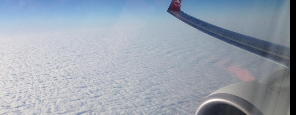 Review Of Turkish Airlines Flight From London To Istanbul