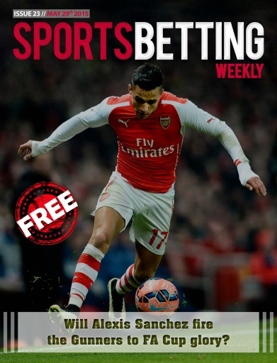 Sports Betting Weekly Magazine - SBW Issue 23 Subscriptions Pocketmags