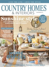 Country Homes & Interiors Magazine - September 2017 ...