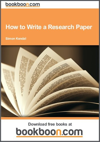 How to Write a Research Paper Open Library - research paper covers
