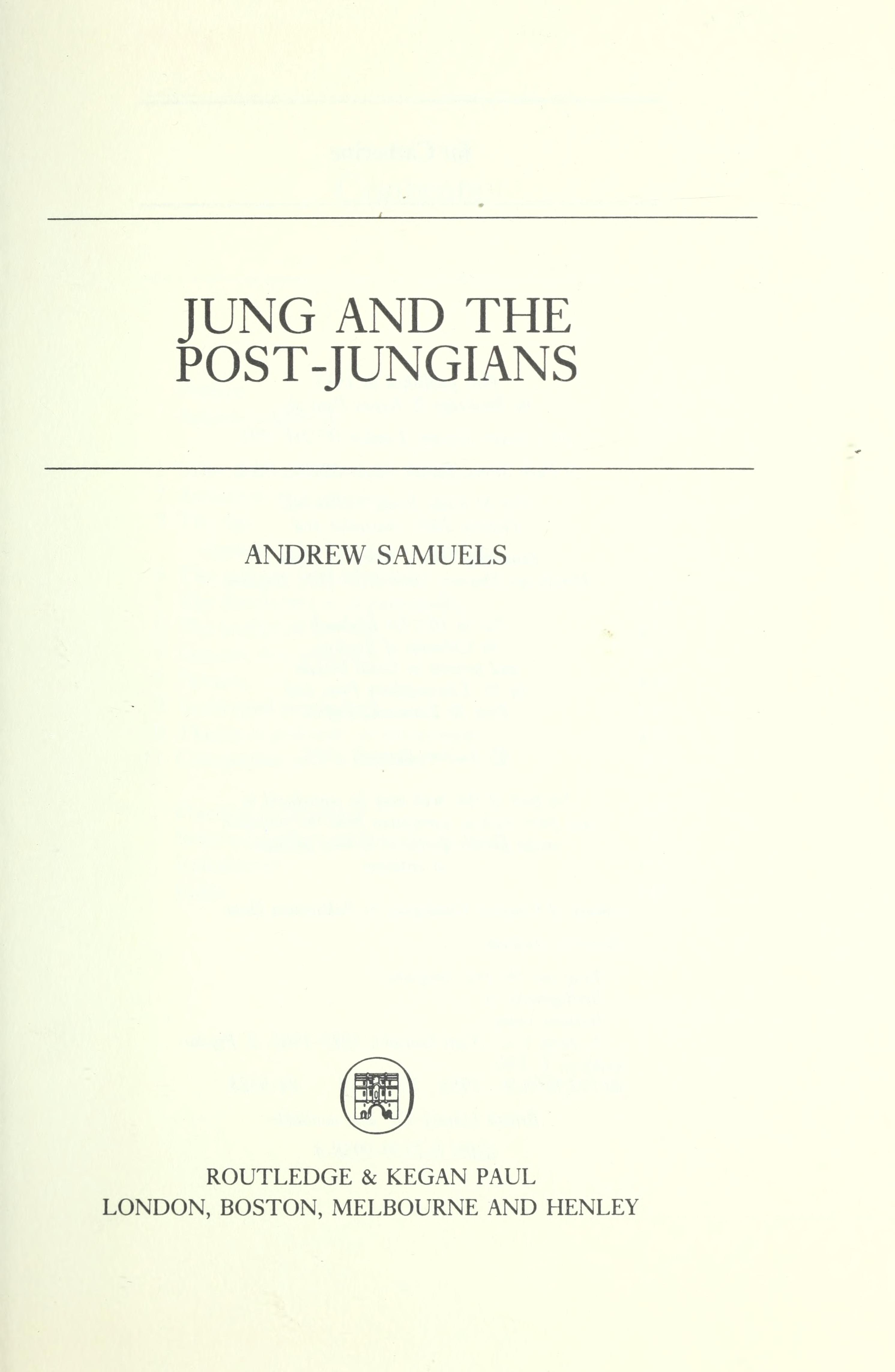 Jung Online Ebook Jung And The Post Jungians Download Online Audio Id Dq21hnr