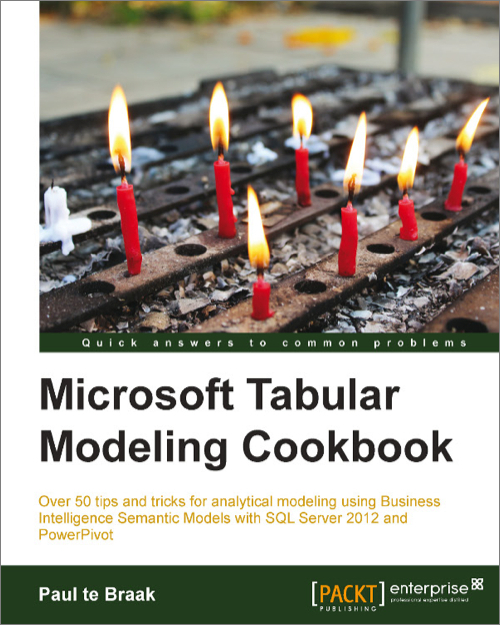 Microsoft Tabular Modeling Cookbook - O\u0027Reilly Media