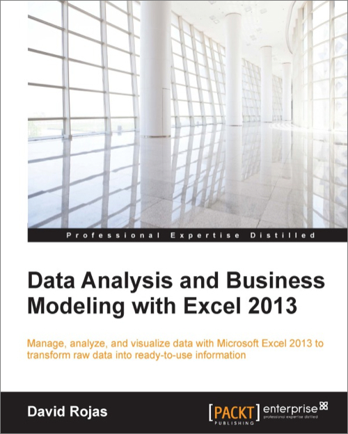 Data Analysis and Business Modeling with Excel 2013 - O\u0027Reilly Media