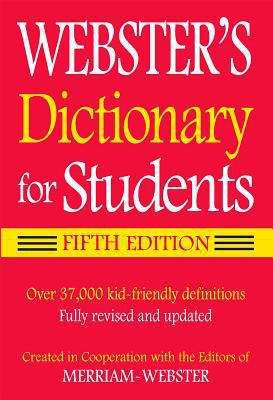Webster's Dictionary for Students by Merriam-Webster (Paperback - Revised Ed.): Booksamillion ...