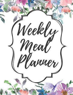 Weekly Meal Planner  52 Weeks of Meal Planning and Shopping Lists