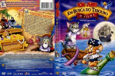 Tom E Jerry - Em Busca Do Tesouro - O Filme