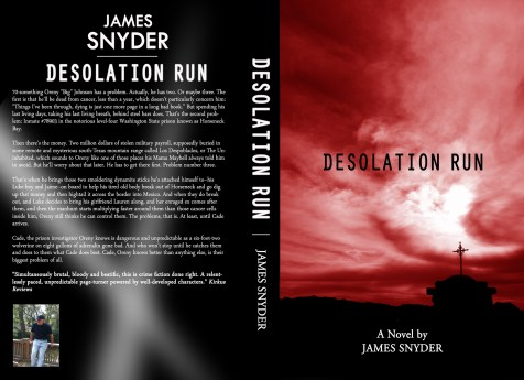 Author: James Snyder. Available at amazon.com