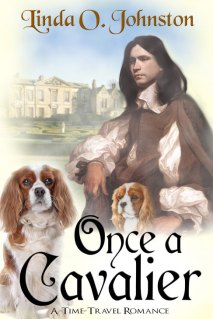 Once A Cavalier by Linda O. Johnston