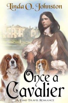 Once A Cavalier by Linda O. Johnston