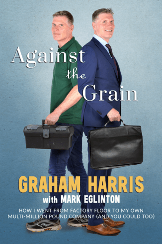 Against The Grain by Graham Harris (published by Rudling House, UK).