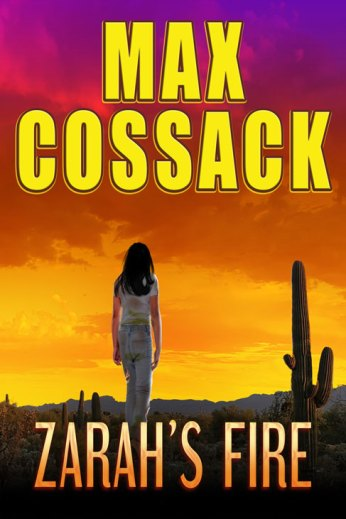 Zarah's Fire by Max Cossack