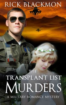 The Transplant List Murders by Rick Blackmon