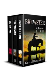 Brewster Box Set by Gerald Hartenhoff