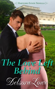 The Love Left Behind by Delsora Lowe