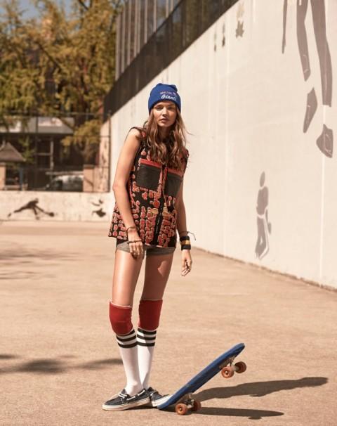 Penny Skateboards Girl Wallpaper Skateboard Fashion Covert
