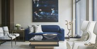 The Most Glamorous Living Room Ideas By Taylor Howes ...