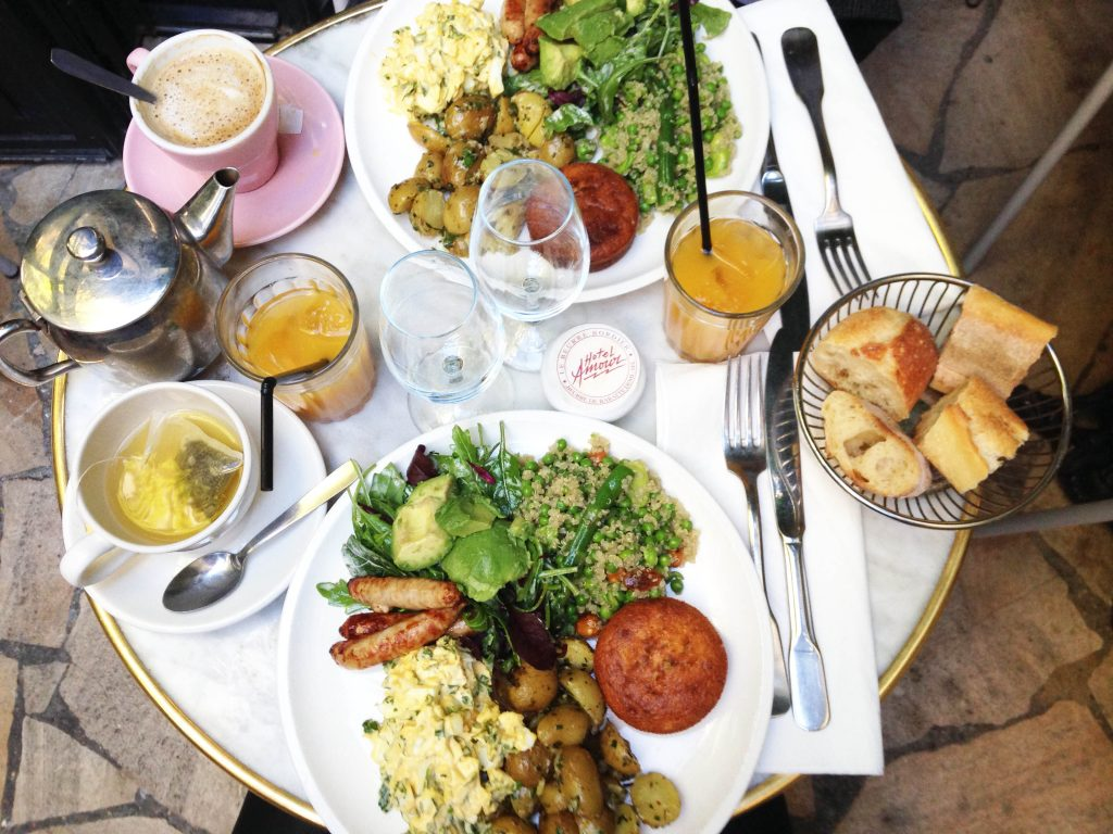 Brunch Best An Insider S Guide To The Best Brunch Spots On Paris Rive Droite