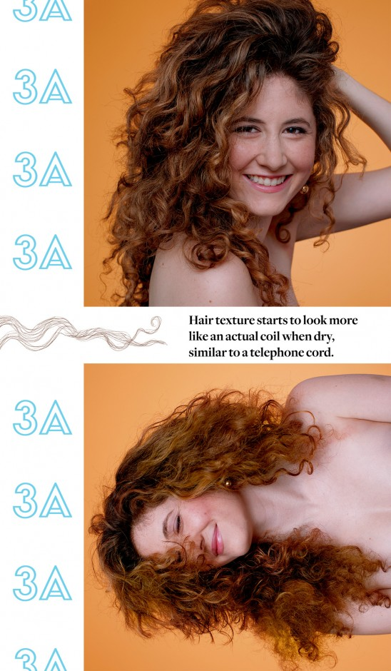 How to Determine Your Curl Pattern and Hair Type - Coveteur