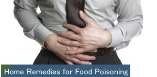 home remedies for food poisoning