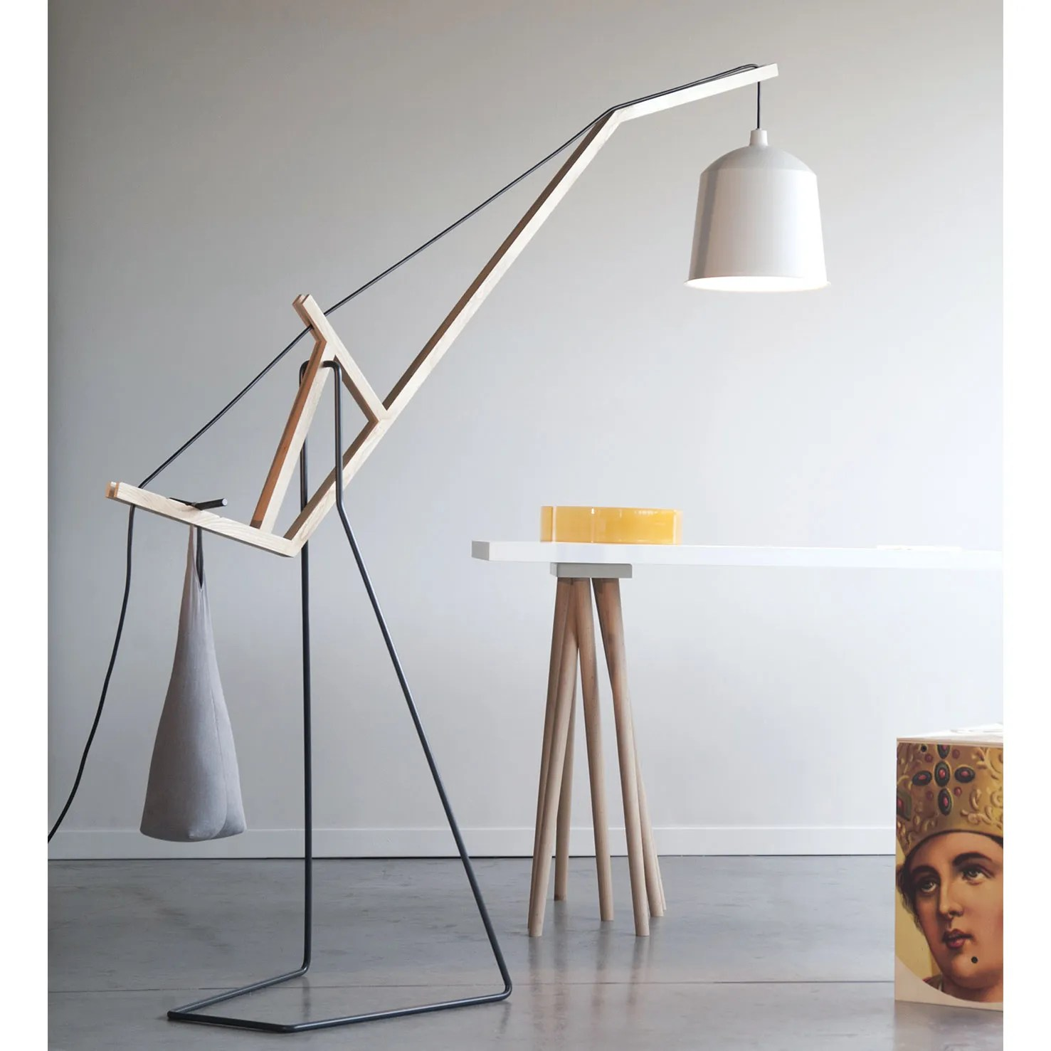 Ambient Floor Lamp A Floor Lamp Covo Shop