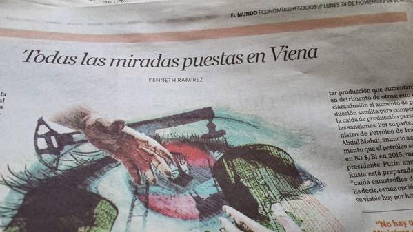 Todas las miradas puestas en Viena – Por Kenneth Ramírez