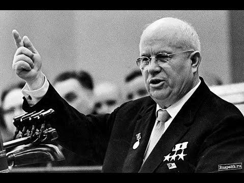 Reflexiones En Torno Al Centenario De La Revolución Rusa (IX): Nikita Jrushov – Por Eloy Torres