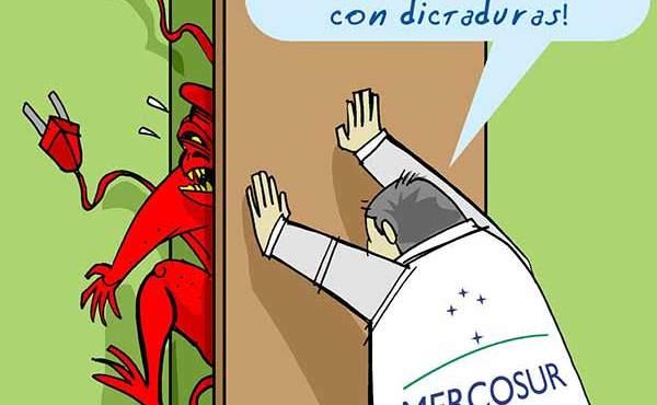 La expulsión del régimen de Maduro del MERCOSUR – Por Gerson Revanales