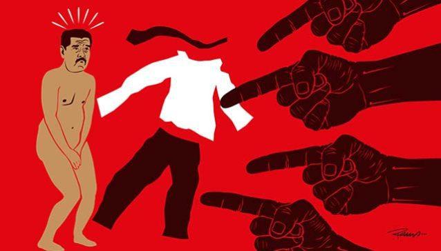 Las sanciones internacionales se profundizan – Por Milos Alcalay