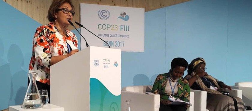 Caracas y la Conferencia Mundial sobre el Cambio Climático – Por Milos Alcalay
