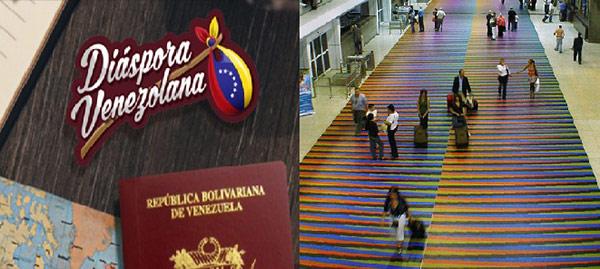 La diáspora y el desarrollo – Por Oscar Hernández Bernalette