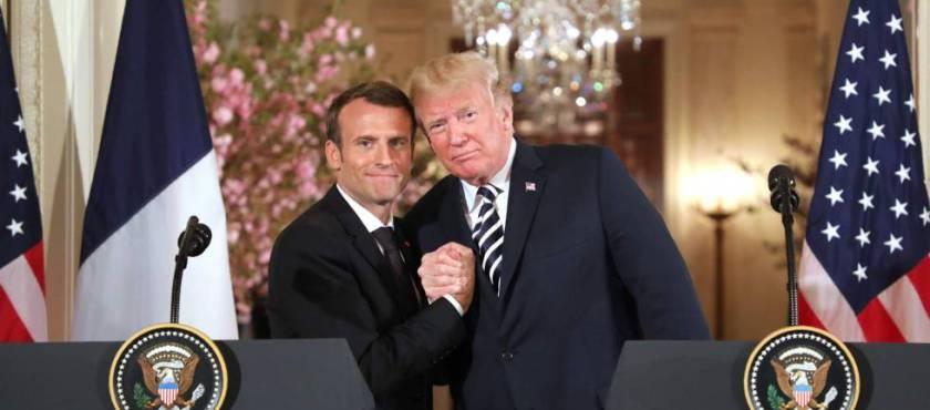 Las relaciones Privilegiadas Franco-Norteamericanas – Por Milos Alcalay