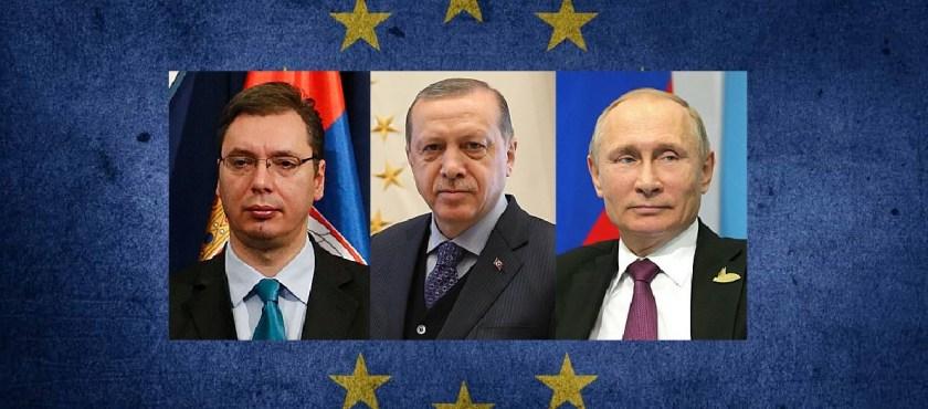 Serbia, Turquía y Rusia – Campanas de alarma para Europa – Por Alon Ben Meir