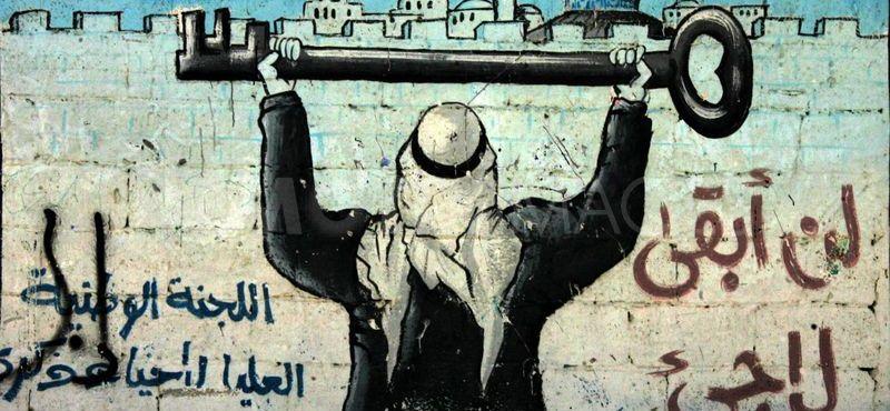 """""""El derecho de retorno"""": ¿hacia dónde? – Por Alon Ben Meir"""